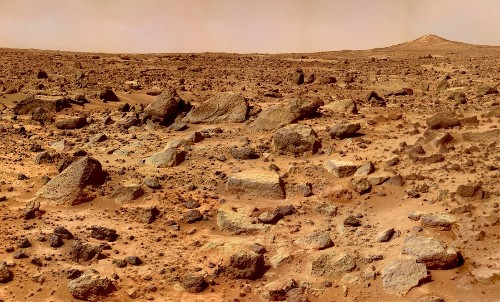 Martian meteorite provides further evidence of water on Mars