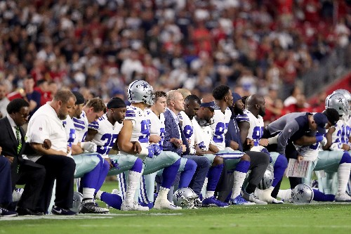 Benching NFL players for protesting during the anthem would be illegal