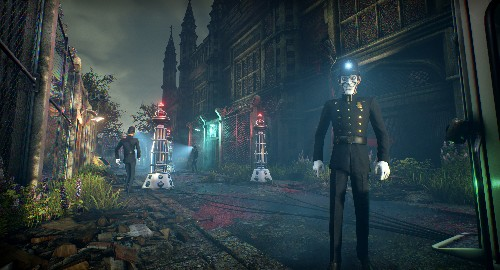 We Happy Few is scary because it all feels eerily possible