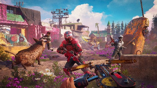 Far Cry: New Dawn isn't as weird and wild as I'd hoped