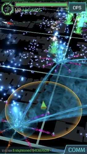 Niantic's first AR game Ingress is getting a massive overhaul in 2018