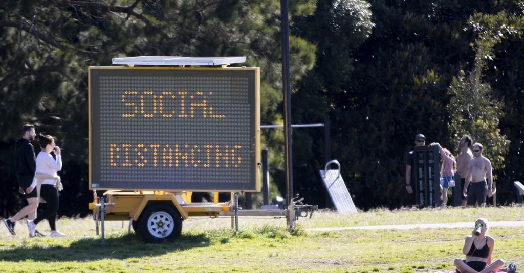Australia just had its worst day of coronavirus. Yet health experts remain optimistic.