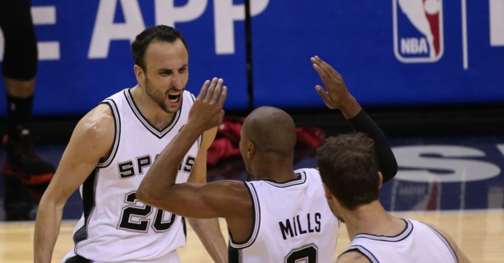 The Spurs' Glory Days were anything but boring