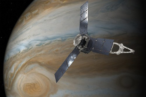 NASA's Juno spacecraft will snap the first up close images of Jupiter on Saturday