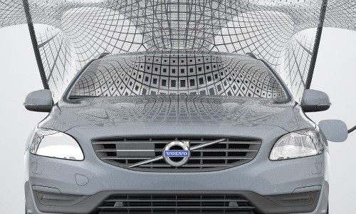 Volvo's incredible solar charging concept to spread its wings this fall