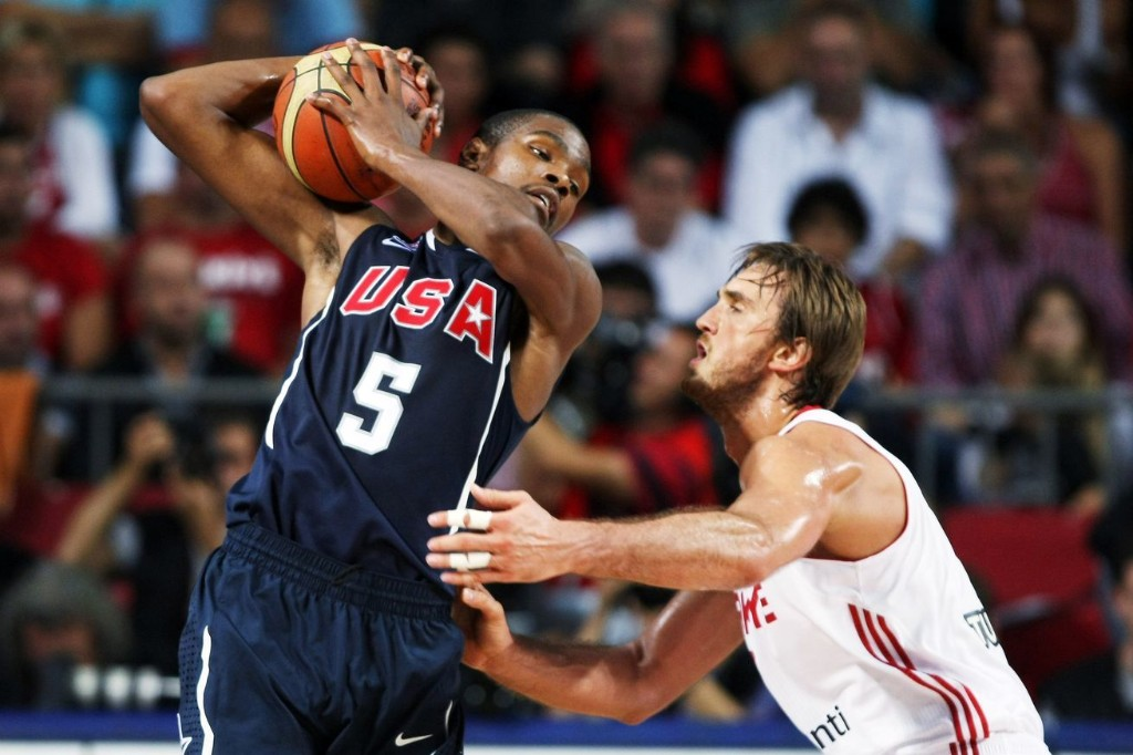 You Tube Gold: US-Turkey 2010 FIBA Championship