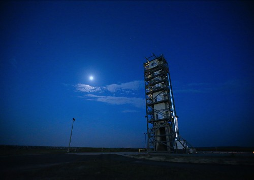 NASA successfully launches lunar mission to investigate mysterious glowing moondust
