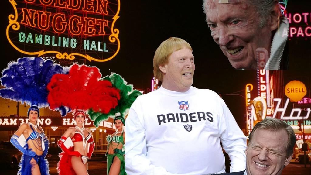 Raiders upset with new Las Vegas stadium plan