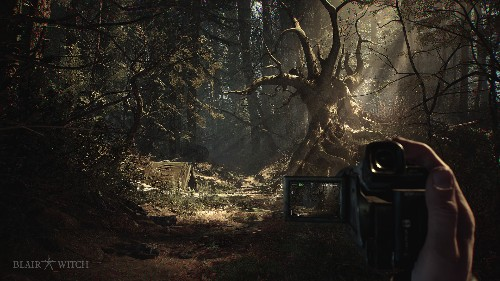 Blair Witch is a horror game that really feels like getting lost in the woods