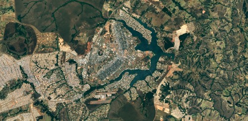 Google updates Maps and Earth apps with super sharp satellite imagery