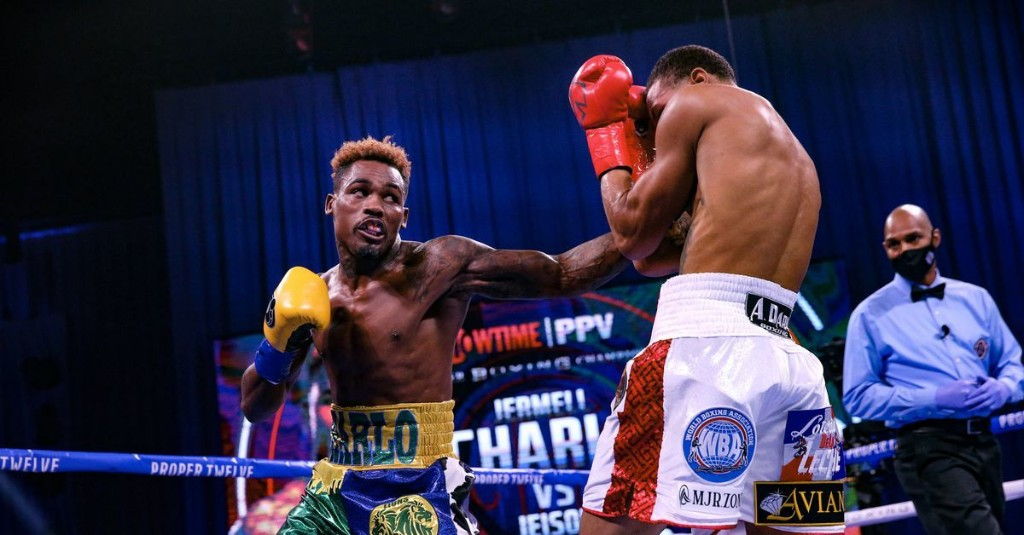 Boxing pros react to Jermell Charlo's knockout of Jeison Rosario