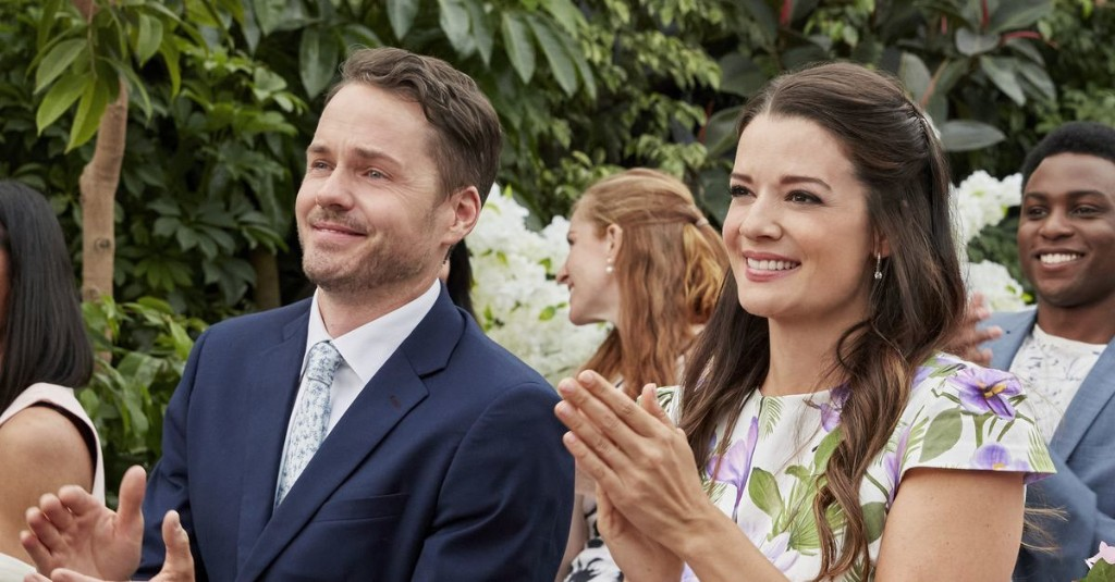 Hallmark Channel to feature network's first same-sex wedding in upcoming film