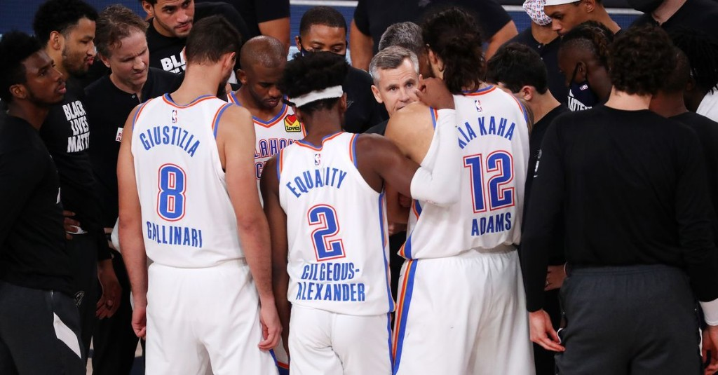 Houston ends Thunder's season with 104-102 win in Game 7