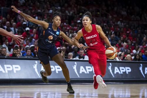 Mystics look to take 2-1 lead in WNBA Finals vs. Sun