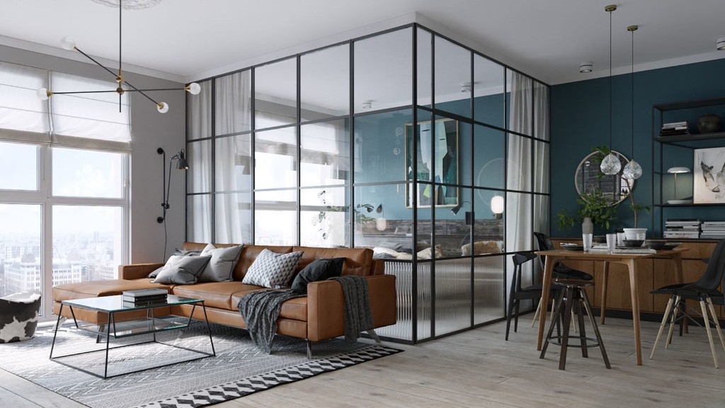 Impressive 500-square-foot apartment has everything you need