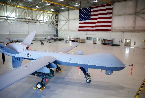 The Air Force's Reaper drone keeps crashing