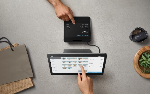 Square made its own payment register