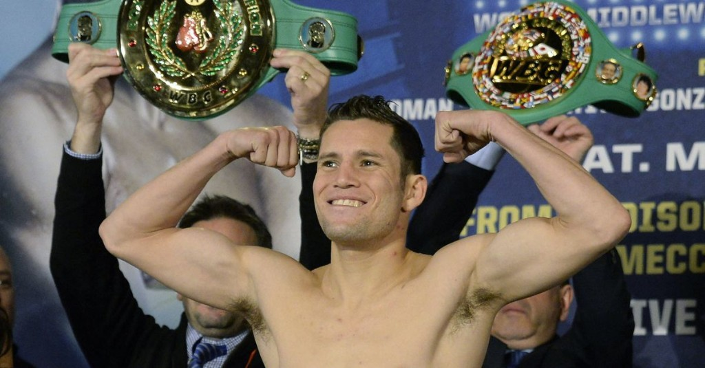 Carlos Cuadras remains on Friday Matchroom card, Moises Calleros replaces Maximino Flores