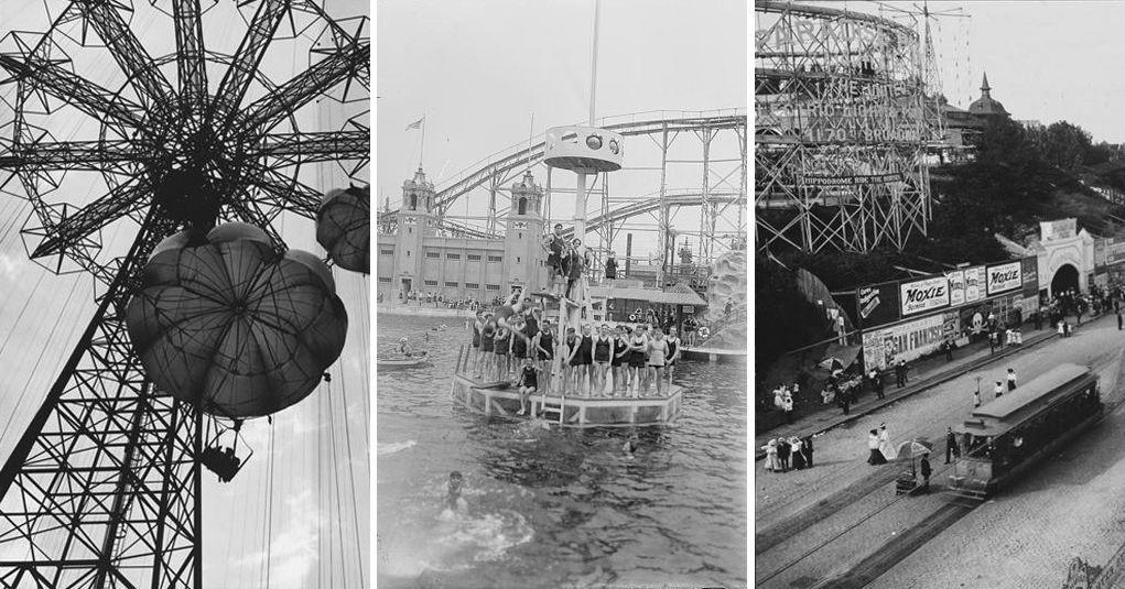 65 Photos of New York City's Long Lost Amusement Parks