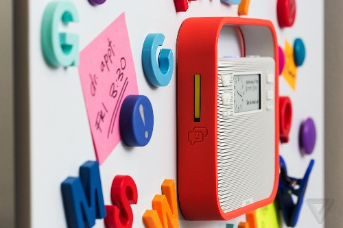 Triby Review: Alexa on your fridge