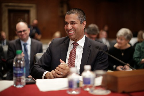 Man sentenced to over 18 months in prison after threatening to kill Ajit Pai
