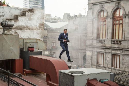 New trailers: Spectre, Fantastic Four, Poltergeist, and more