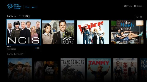 Time Warner Cable will reportedly start testing its internet TV service this week