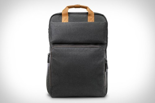 HP made a backpack that can recharge your laptop