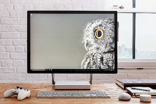 Microsoft Surface Studio review: a beautiful invader of Apple's base