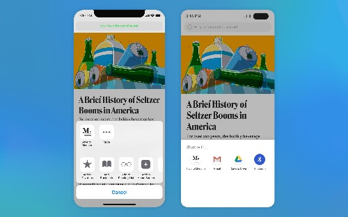 Medium's Pocket-like bookmarking feature is live, but pretty limited right now