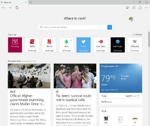 Microsoft Edge review: Windows finally has a good browser