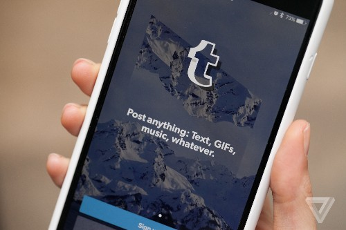 Tumblr was removed from Apple's App Store over child pornography issues