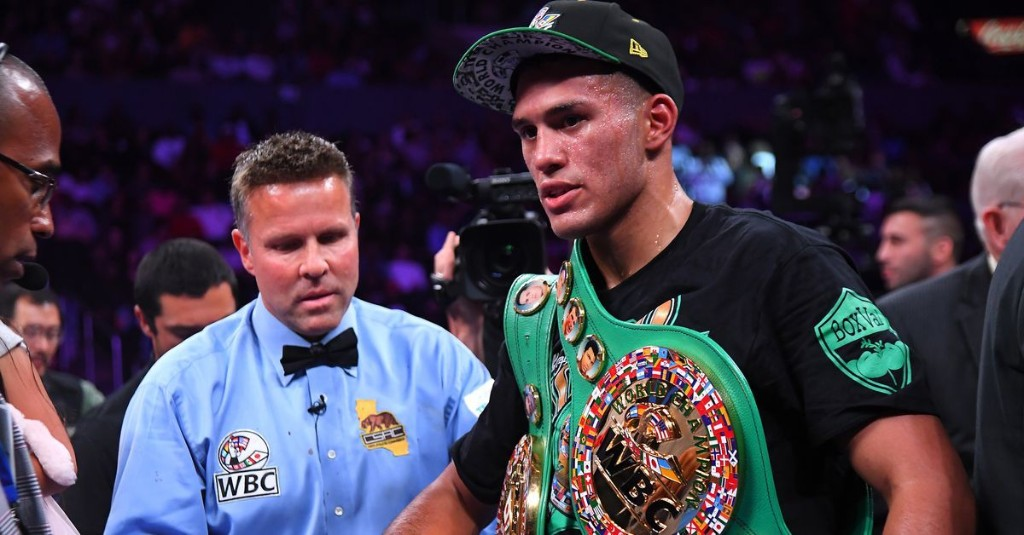 David Benavidez to fight Aug. 15 on Showtime, Otto Wallin in co-feature