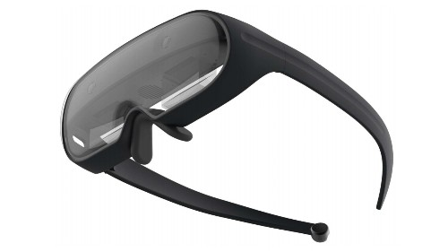 Samsung patent application reveals augmented reality headset design