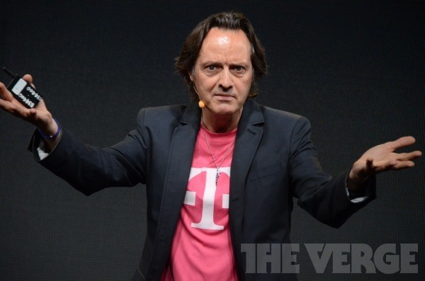Watch this: T-Mobile CEO John Legere unleashed, part two