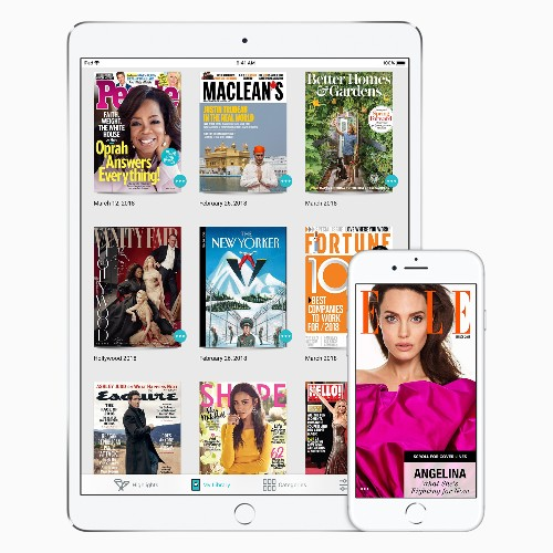 "Apple is buying the ""Netflix of magazines"" for an undisclosed amount"