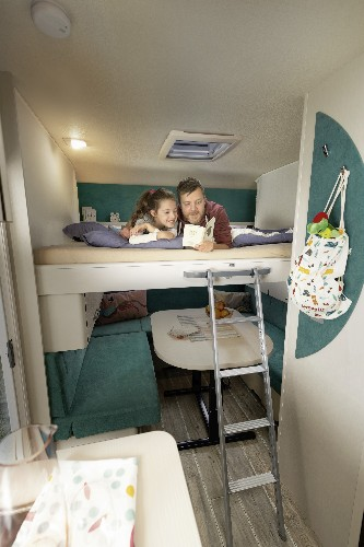 Ultimate family camper can sleep seven for $20K