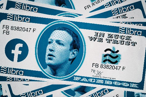 Zuckerberg claims it's not about the money, while explaining how Libra will make money