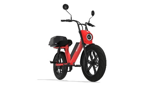 Bird rolls out a Scoot-branded electric moped before its own Cruiser