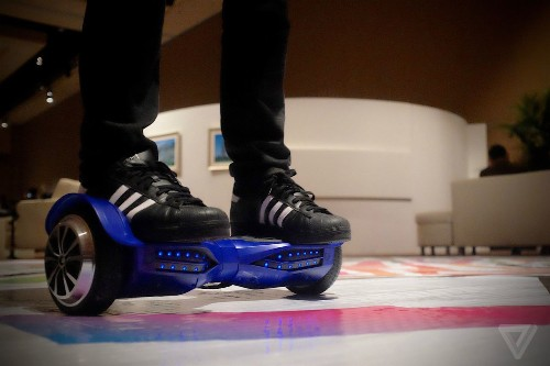 Swagway tells customers to stop using its hoverboards until they're deemed safe