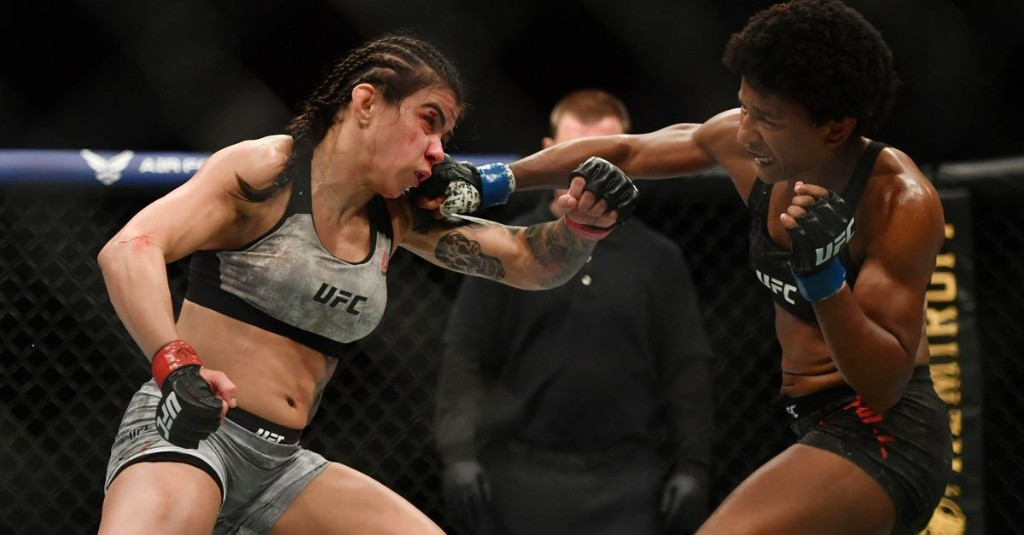 Robbery Review: Claudia Gadelha vs. Angela Hill at UFC on ESPN 8