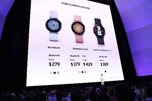 Samsung is making an Under Armour edition of the Galaxy Watch Active 2