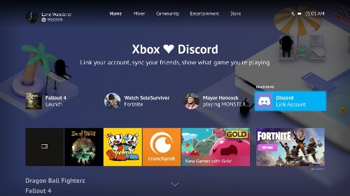 Microsoft partners with Discord to link Xbox Live profiles