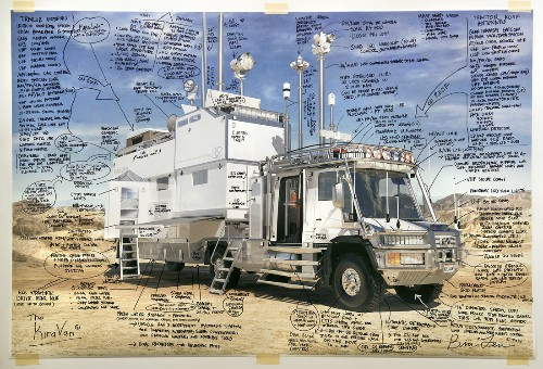 The million-dollar truck every 4-year-old girl dreams of