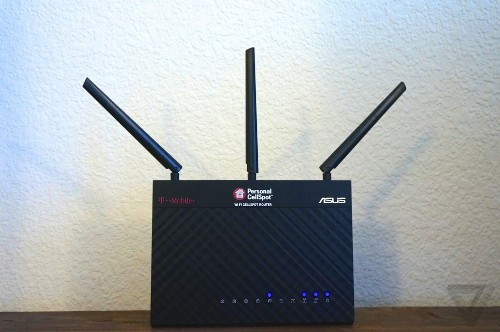 Would you get a new Wi-Fi router just to use your cell phone indoors? T-Mobile hopes so