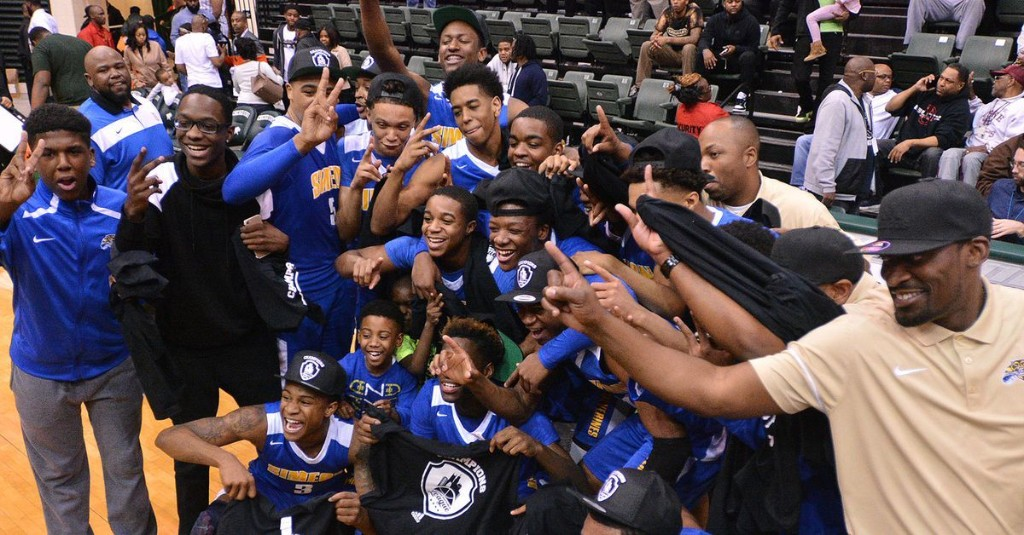 How Simeon's dominance, led by Jabari Parker and Kendrick Nunn, further solidified Wolverines' legacy as basketball powerhouse