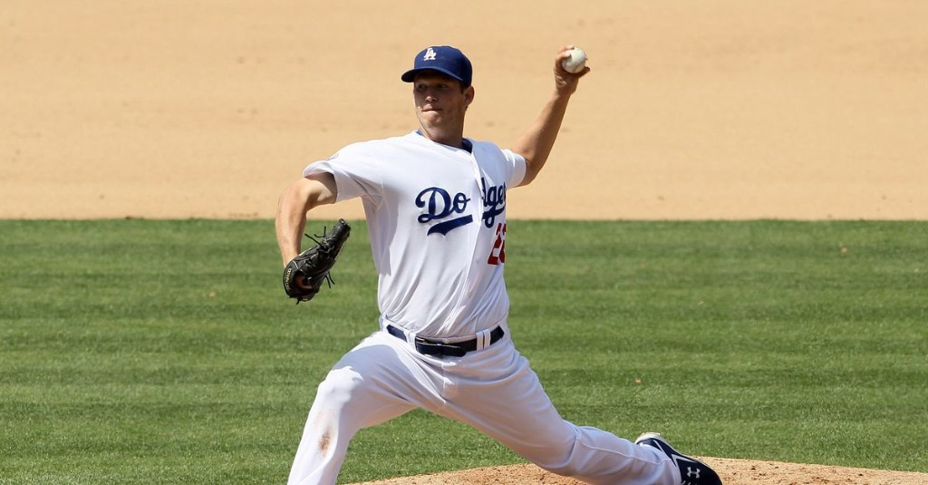Clayton Kershaw day by day: A 2010 duel with Barry Zito