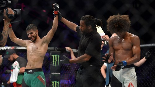 UFC does 863,000 viewers against the Olympics