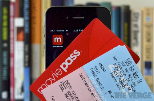 Theater chains are terrified of MoviePass because of subscribers like me