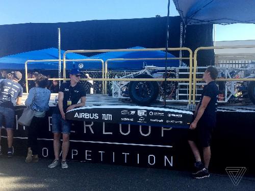 For the winning Hyperloop Pod team, it was always about 'maximum speed'